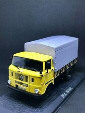 DDR-Auto LKW Kollektion IFA W50L