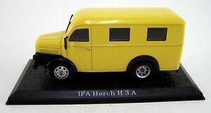DDR-Auto LKW Kollektion IFA Horch H 3 A