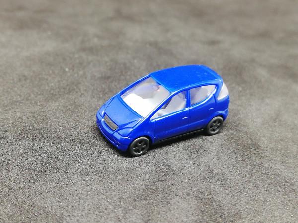 Wiking Mercedes-Benz A-Klasse blau 1:160