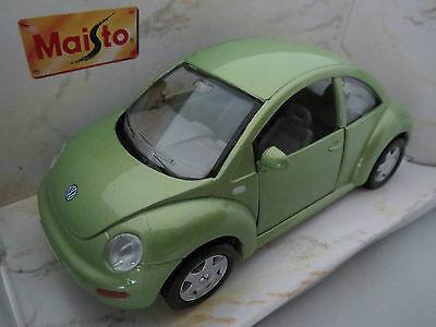Maisto 21008 Special Edition - VW Beatle hellgrün - 1:43