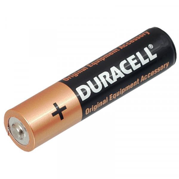 4x MICRO AAA LR03 LR3 MN2400 Alkali-Mangan Batterie DURACELL