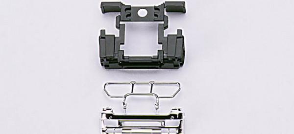 H051392 Stoßstange mit Rammschutz Mercedes-Benz Actros L, 3 Stück