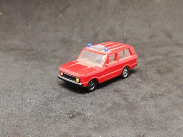 Herpa Range Rover Feuerwehr