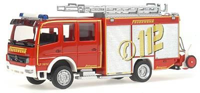 Rietze 60745 Mercedes Atego Schlingmann LF 16 /21
