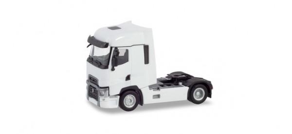 Herpa 310628 Renault T Zugmaschine, weiß