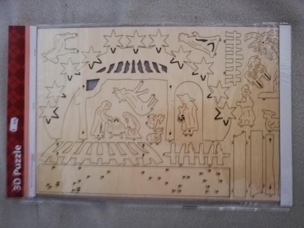 3d Puzzle Schwibbogen Version 2
