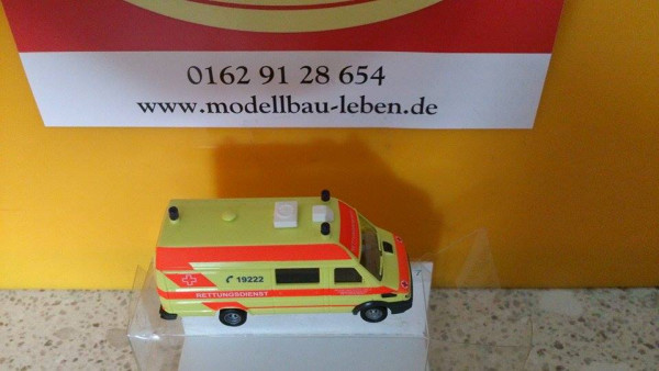 """Busch 47906 Iveco Daily """"DRK"""""""