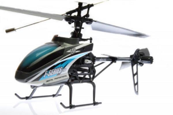 Rc Hubschrauber F-646 4 Kanal 2.4 GHZ Helikopter Digital RTF