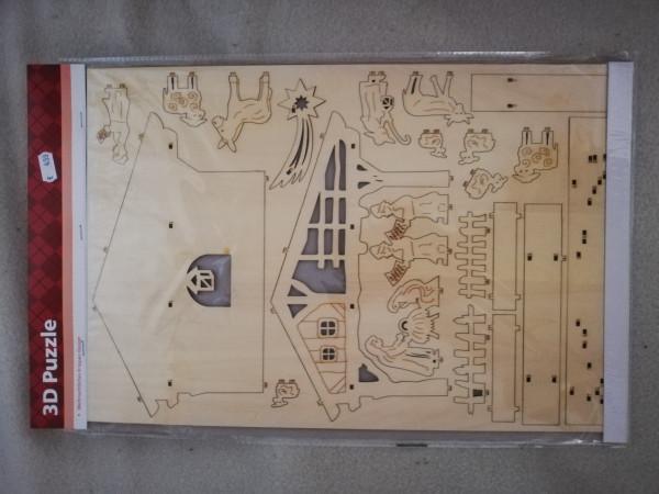 3d Puzzle Schwibbogen Version 1