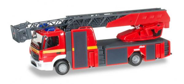 """Herpa 091930 Mercedes-Benz Atego Metz Drehleiter XS """"Feuerwehr"""""""