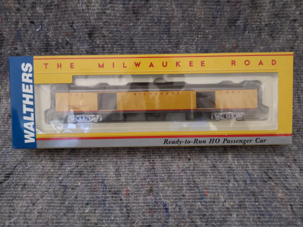 Walther 932-9291 Milwaukee Road Express Car
