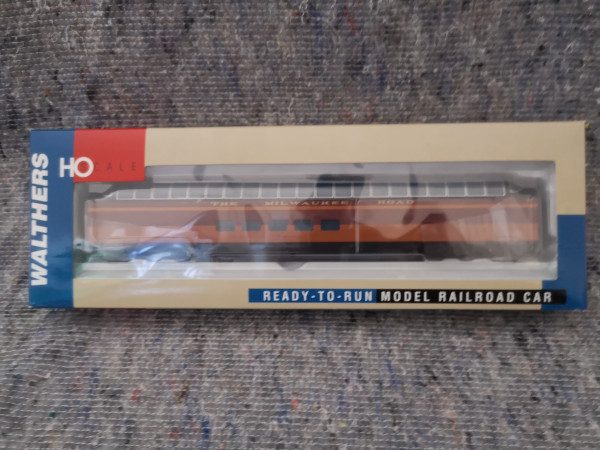 Walther 932-9273 Milwaukee Road 261 Excursion Super Dome