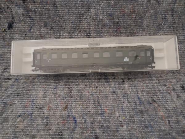 Fleischmann 5682 4 achs Personenwagen DR