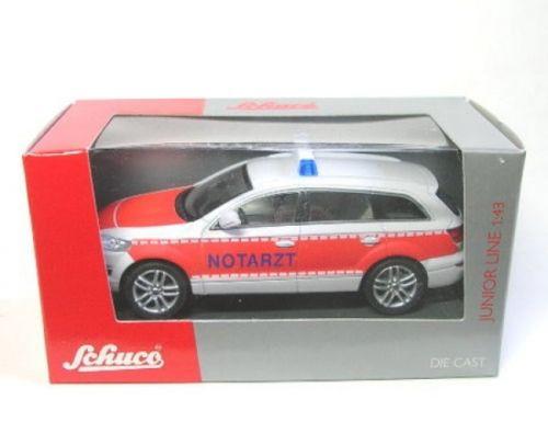 Schuco Junior Line 3311025 - Audi Q7 Notarzt - 1:43 neu in OVP