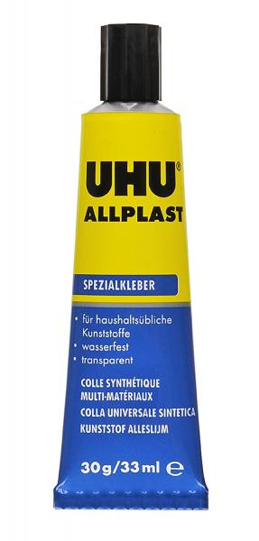 48410 - UHU Allplast 30gr