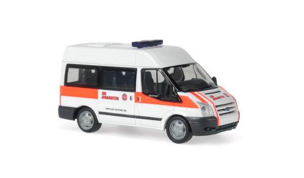 Rietze 51535 Ford Transit 06 - Johanniter Dresden
