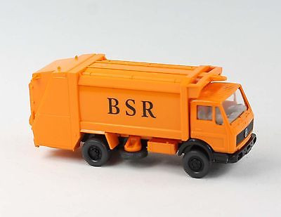 Wiking 22641.1 MB Pressmüllwagen BSR OVP 1:87
