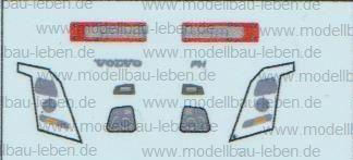 D-0475 - Decalsatz Volvo Lampenset