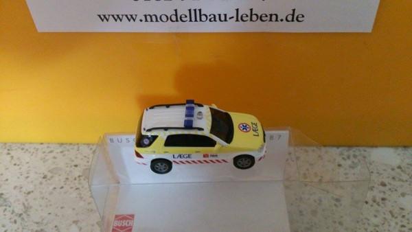 Busch 48539 Mercedes-Benz M-Klasse Facelift Laege Ambulance
