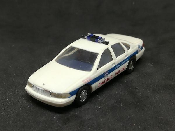 Busch Chevrolet Caprice Chicago Police