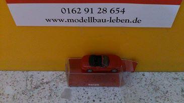 Herpa 021418 Mazda MX 5 - rot