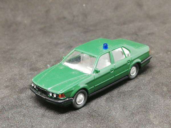 Wiking BMW 750i Polizei