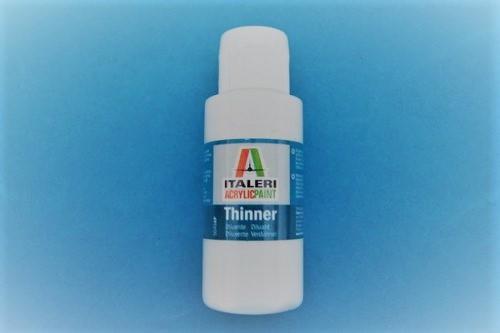 5049AP Vallejo Italeri Acrylicpaint Verdünner/Thinner 60ml Flasche