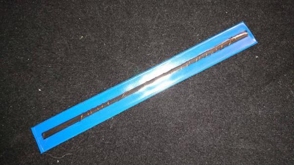 W- M133 Laubsägeblätter Gr. 3 mittel 12 Stk