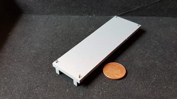 Z-0222 Lasercut Ladegut Betonplatte mit Ösen 1:87