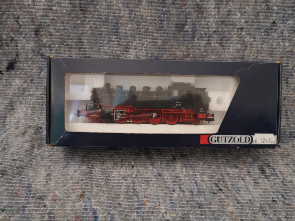 Gützold 27403 Dampflok BR 86 Hobby