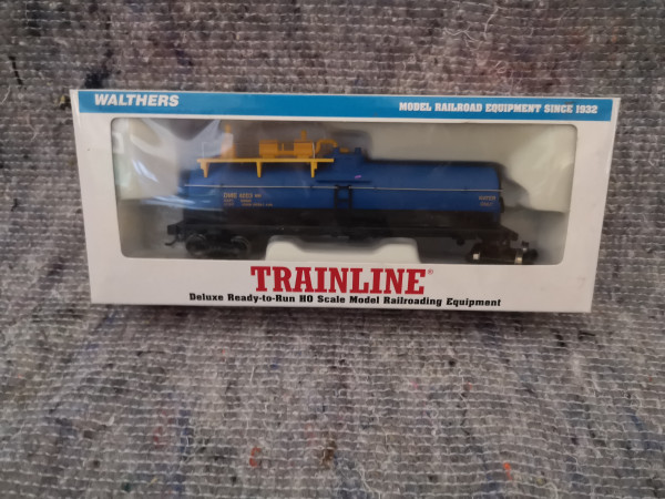 Walther 931-1790 Fire Fighting Tank Car