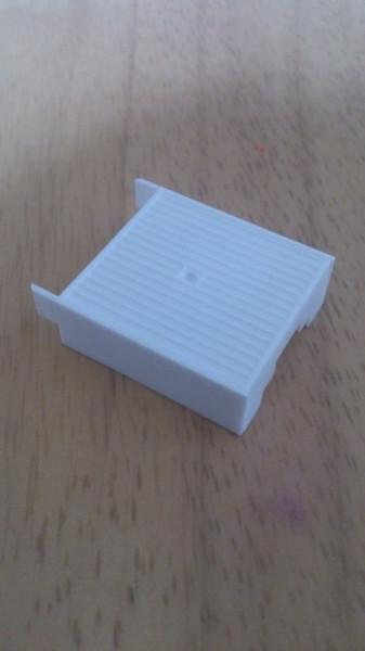ML692534 Palettenkästen - neu 1tlg., weiß