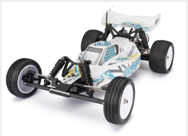 Absima TR02RTRBL - 1:10 EP Buggy Jekyll TR02 2WD RTR BL