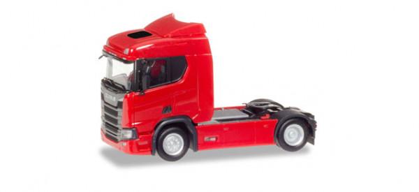 Herpa 307659 Scania CR 20 ND Zugmaschine, rot