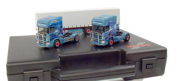 "Herpa 266000 Scania Set ""Spedition Poensgen"""