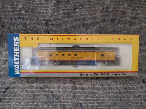 Walther 932-9211 Milwaukee Road Railway Post Office