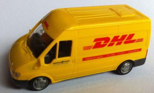 Rietze DHL Transporter Ford Transit - Neu OVP