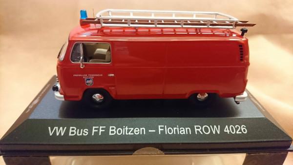 Ixo - 3604608 VW T2 Bus FF Boitzen Florian ROW 4026 - 1:43