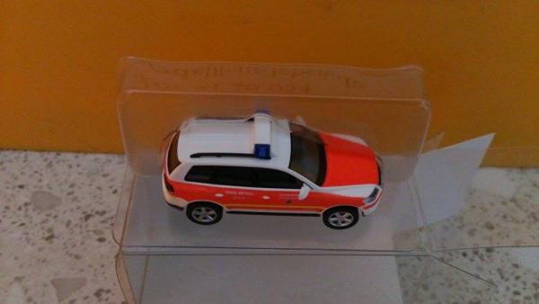 Wiking 06011533 Feuerwehr VW Touareg Düsseldorf