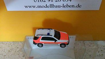 "Busch 48511 Mercedes-Benz M-Klasse (1997) ""NOTARZT Leverkusen"""