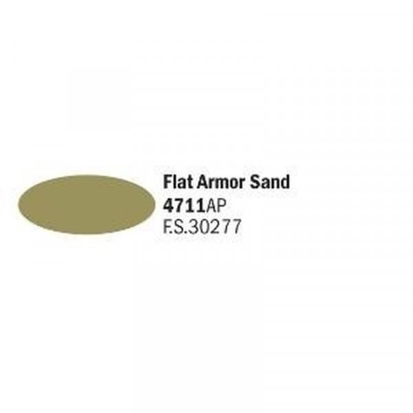 4711AP Vallejo Italeri Acrylicpaint Acrylfarbe Flat Armor Sand - Tarnfarbe Sand , matt 20 ml