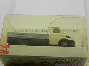 Busch 47970 - Iveco Daily Pritsche weiß OVP NEU