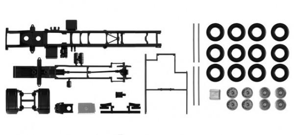 084697 Fahrgestell Mercedes-Benz Econic für Kofferaufbau (Inhalt: 2 Stück)