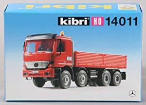 KB 14011 - Kibri MB Actros 4achs Pritschenzugmaschine 1:87 Bausatz