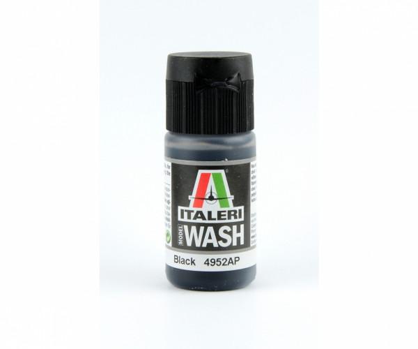 4952AP Vallejo Italeri IT Schwarz (Acryl Model Wash Color) 510004952